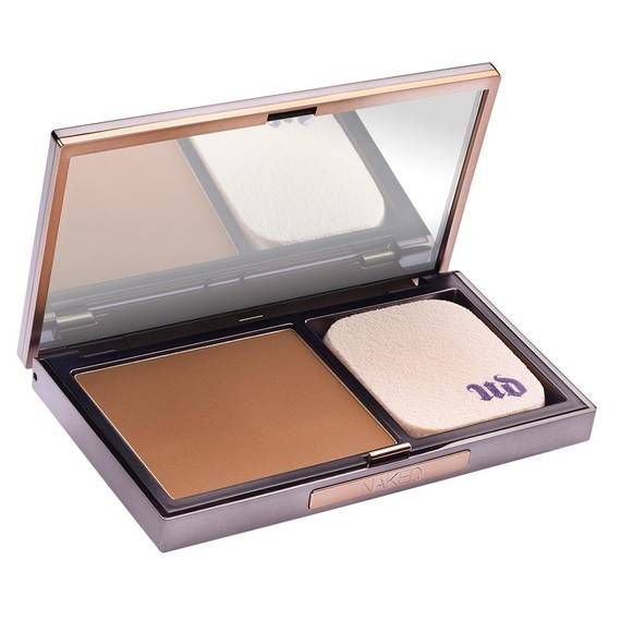 For a Powder Option Naked Skin Ultra Definition Powder Foundation Urban Decay $22.00 SHOP NOW Keep oil at bay with this powder foundation you can apply both wet or dry. It leaves a velvety, matte finish that convincingly passes for bare skin.