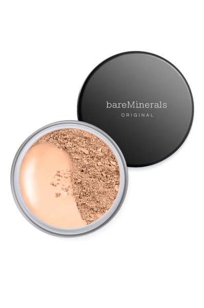 For a Feather-Light Formula Original Loose Powder Mineral Foundation Broad Spectrum SPF 15 Bare Minerals sephora.com $31.00 SHOP NOW Let your skin breathe with this lightweight, loose powder foundation that gives the most natural-looking coverage.
