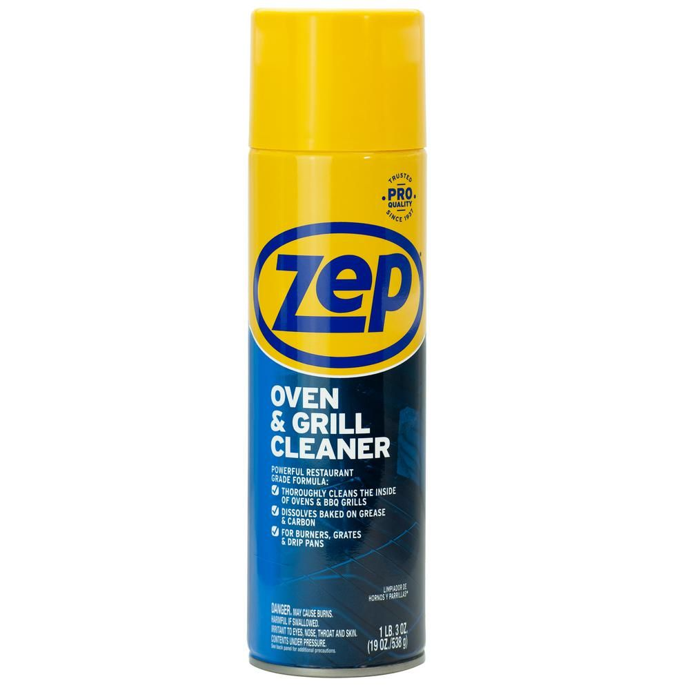 Zep Commercial Oven and Grill Cleaner