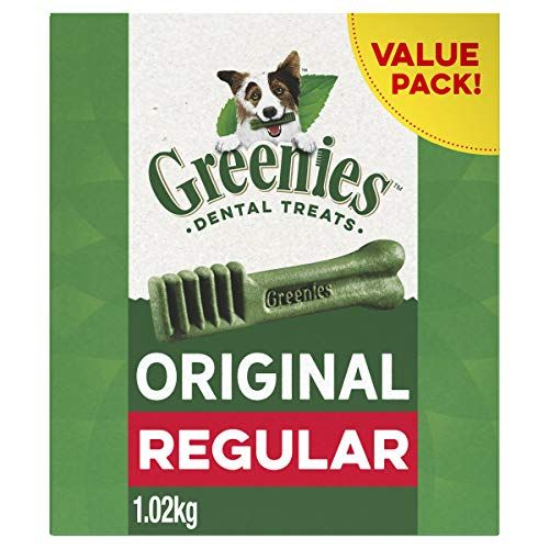 Treat Your Pets Mouth With The Classic Dental Chew