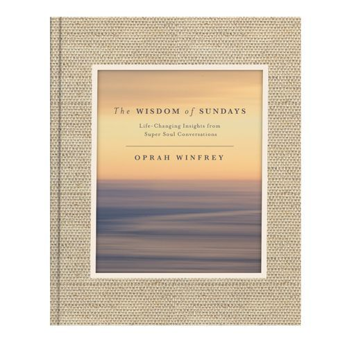 'The Wisdom of Sundays' by Oprah Winfrey