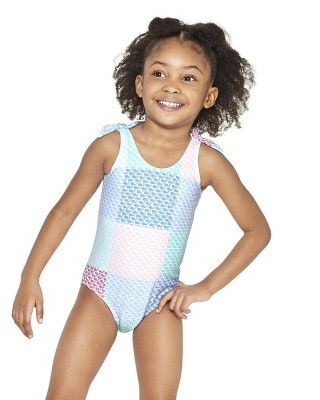 565283f430 Toddler Girls' Patchwork Whale One Piece Swimsuit. vineyard vines for Target  target.com