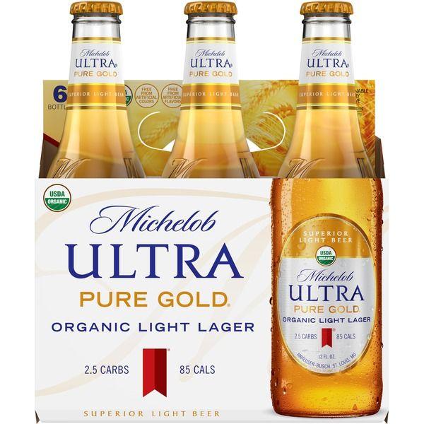 Pure Gold Organic Light Lager