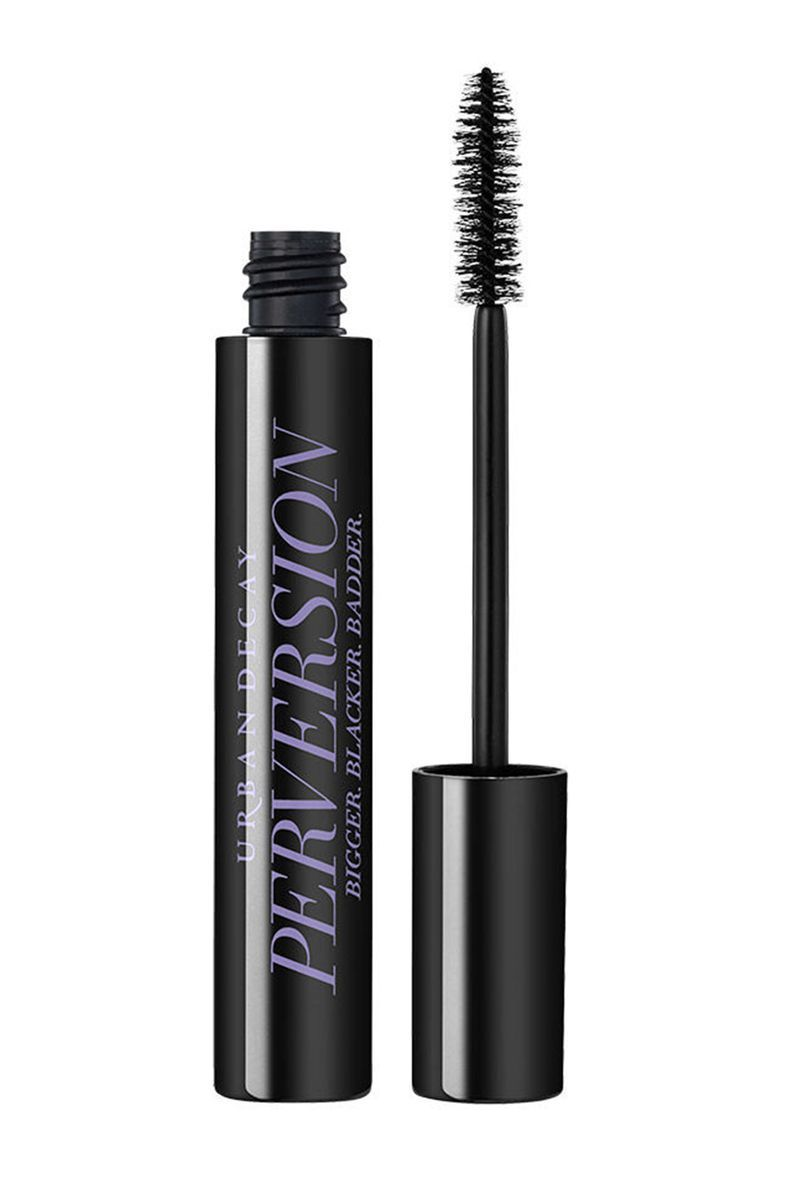 """Perversion Mascara Urban Decay sephora.com $12.00 SHOP NOW """"Without fail, every time I wear this someone asks if my lashes are real. I'd say that's the sign of a good mascara, wouldn't you? """" — Nikki Ogunnaike, Style Director"""