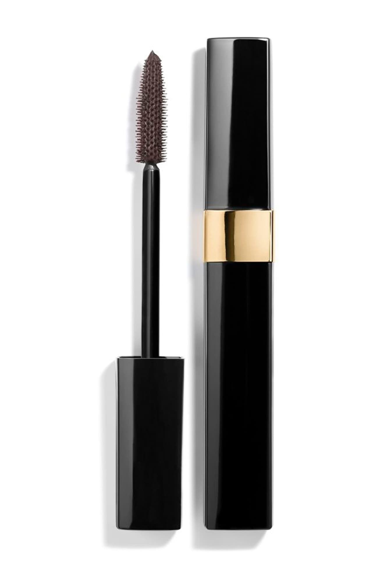 """Inimitable Mascara Volume CHANEL nordstrom.com $32.00 SHOP NOW """"My stubbornly straight, short, downcast lashes can't hold a curl. Whatever lift I get from a lash curler immediately drops after a single coat of mascara. It's maddening! This tube from Chanel is the only one I've tried that doesn't cause my lashes to droop. Now that I've moved on to lash lifts , I get even more out of the separating, lengthening, and volumizing formula. A friend actually asked if I was wearing falsies—that says it all."""" — Kristina Rodulfo, Senior Beauty Editor"""