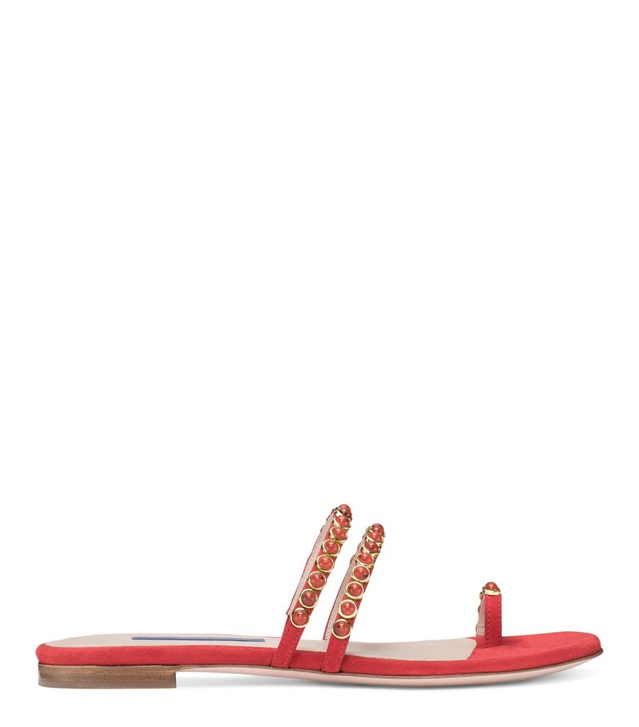 The Petrina Slide Sandal