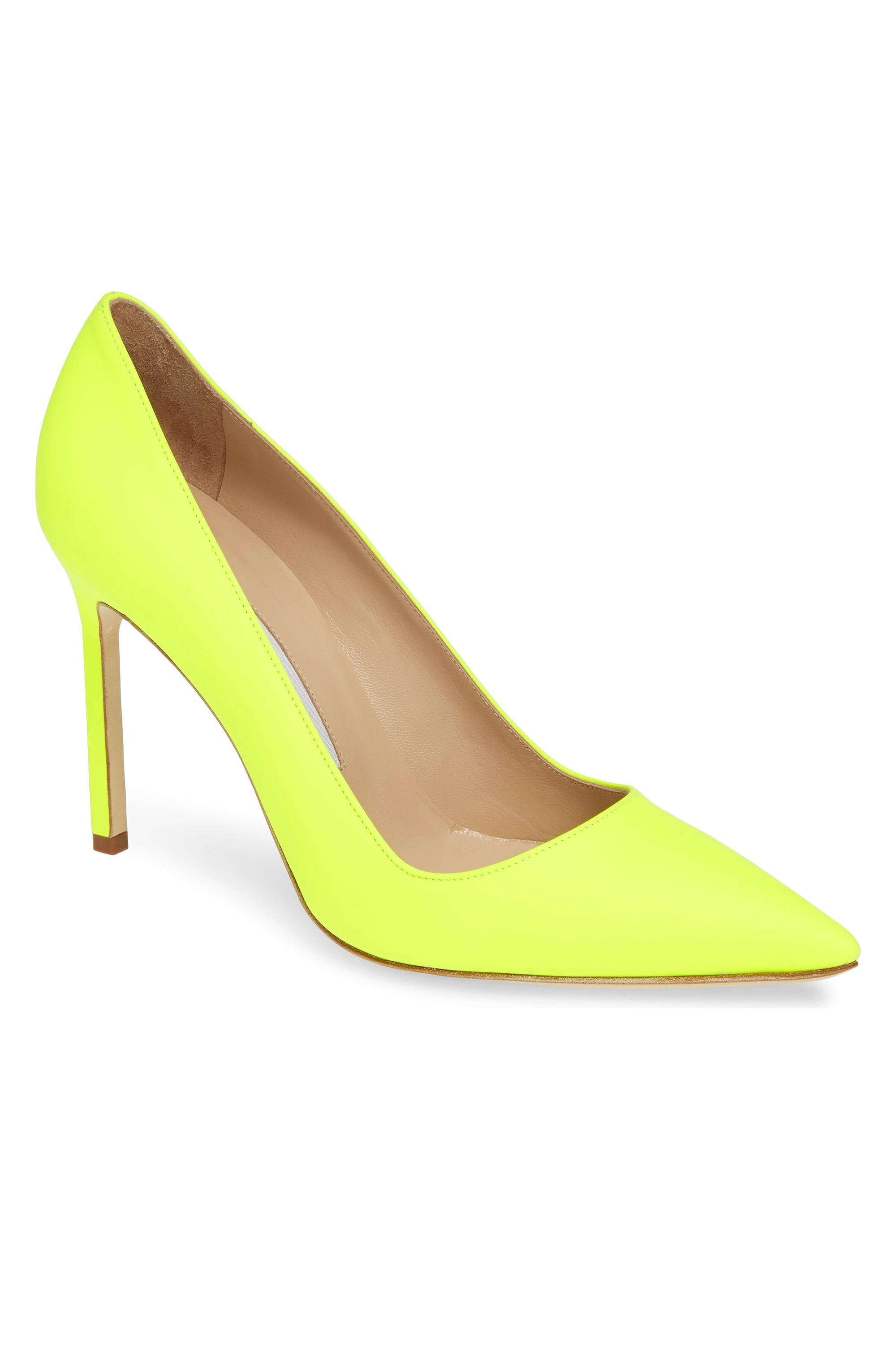 BB Pointy Toe Pump Manolo Blahnik, $374.98 nordstrom.com SHOP NOW