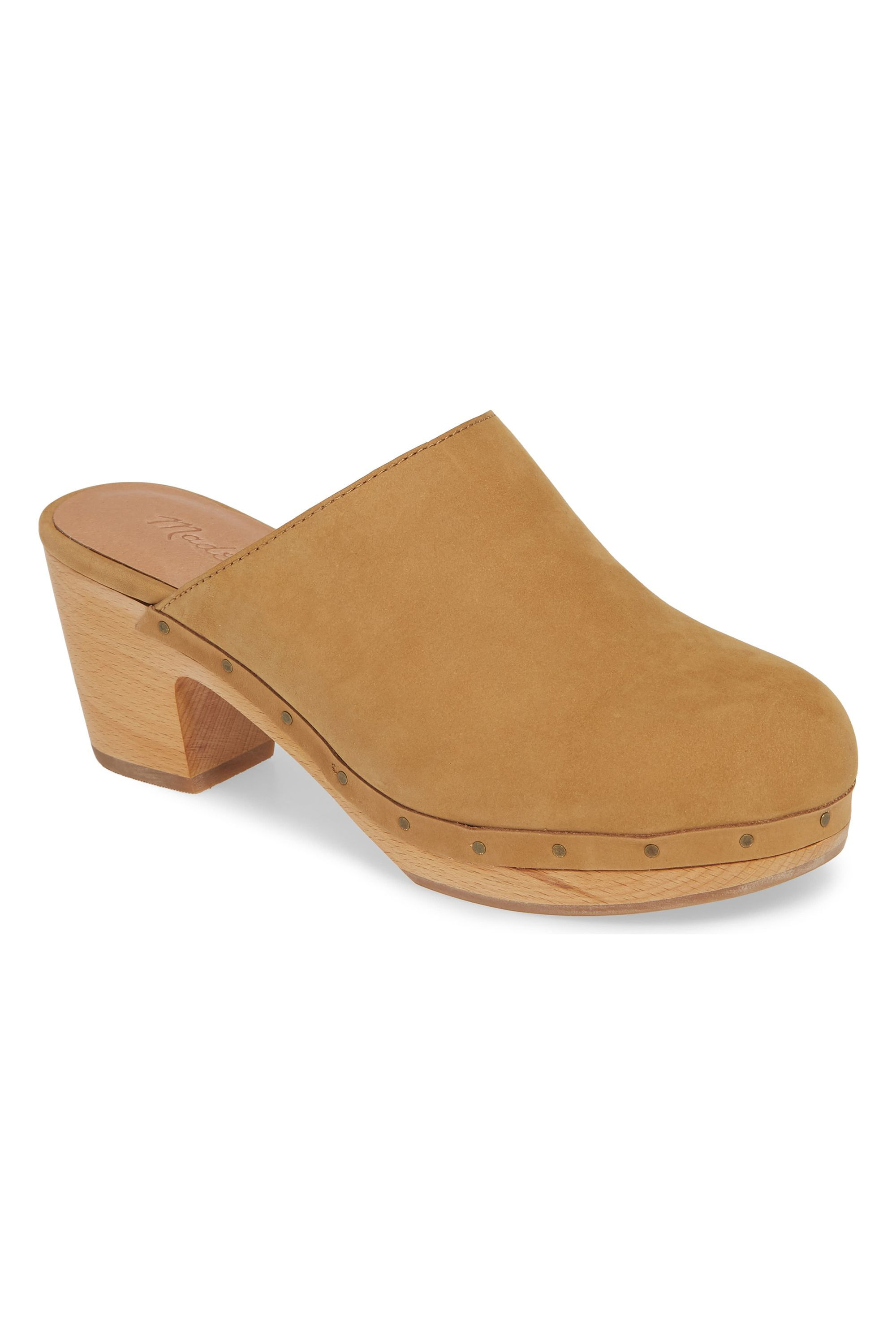 The Ayanna Clog Madewell, $94.80 nordstrom.com SHOP NOW