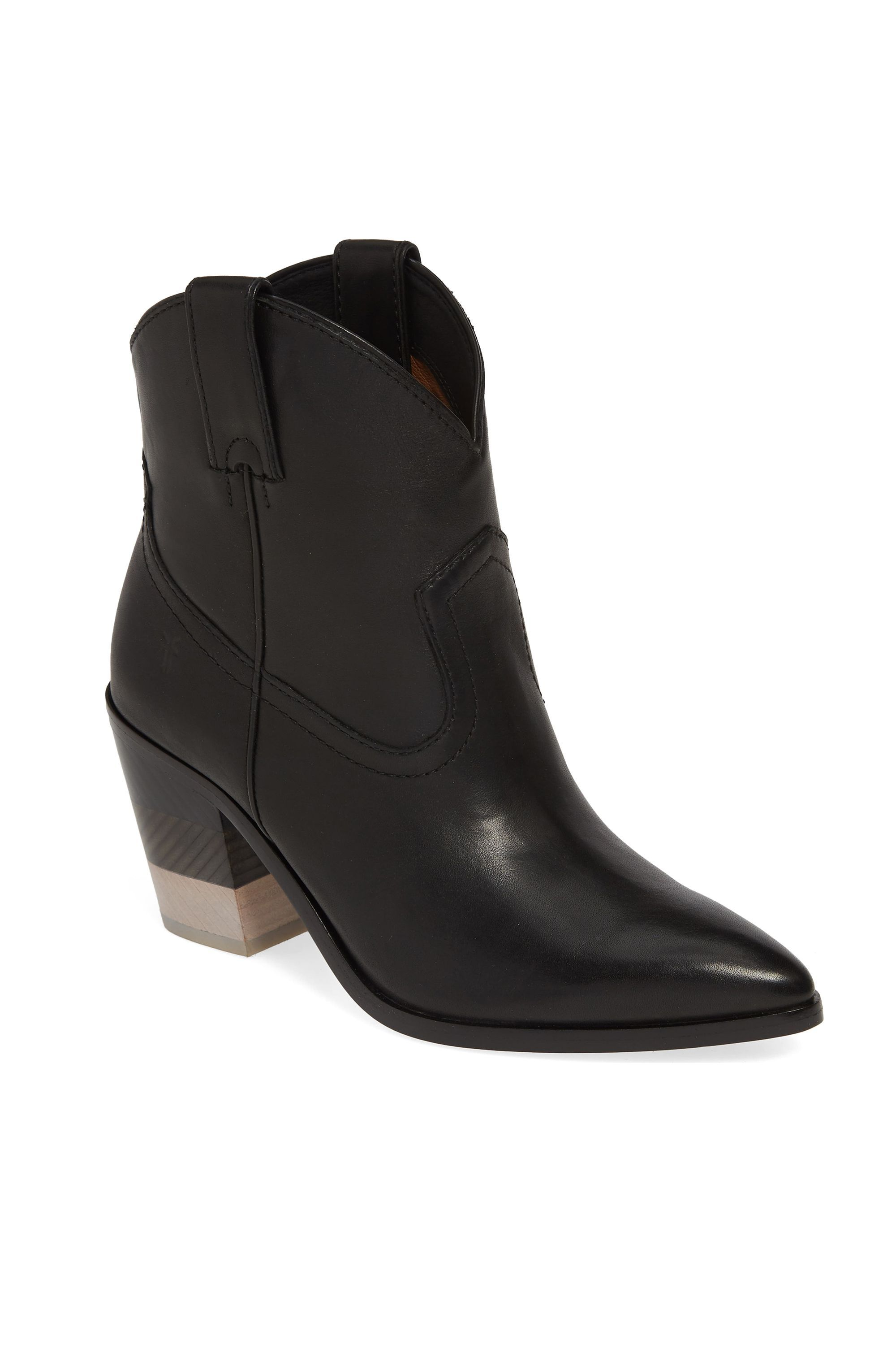 Faye Chevron Bootie Frye, $208.77 nordstrom.com SHOP NOW