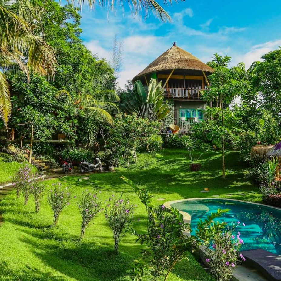 This Treehouse Airbnb In Bali Only Costs $84 A Night