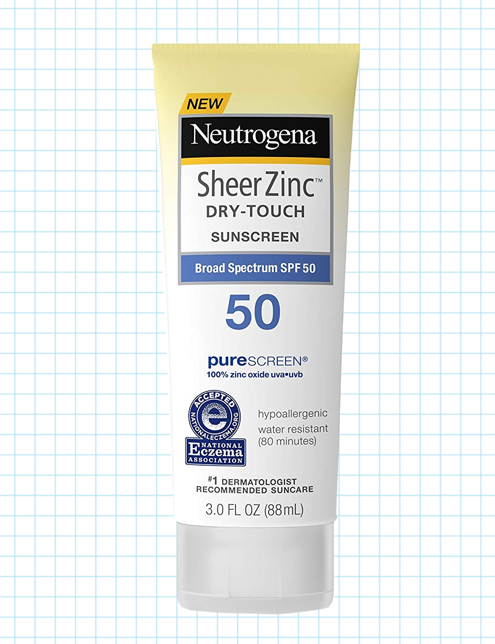 Sheer Zinc Sunscreen Lotion SPF 50