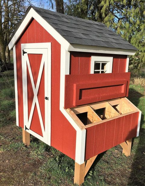 30 DIY Chicken Coops You Need In Your Backyard - DIY ...