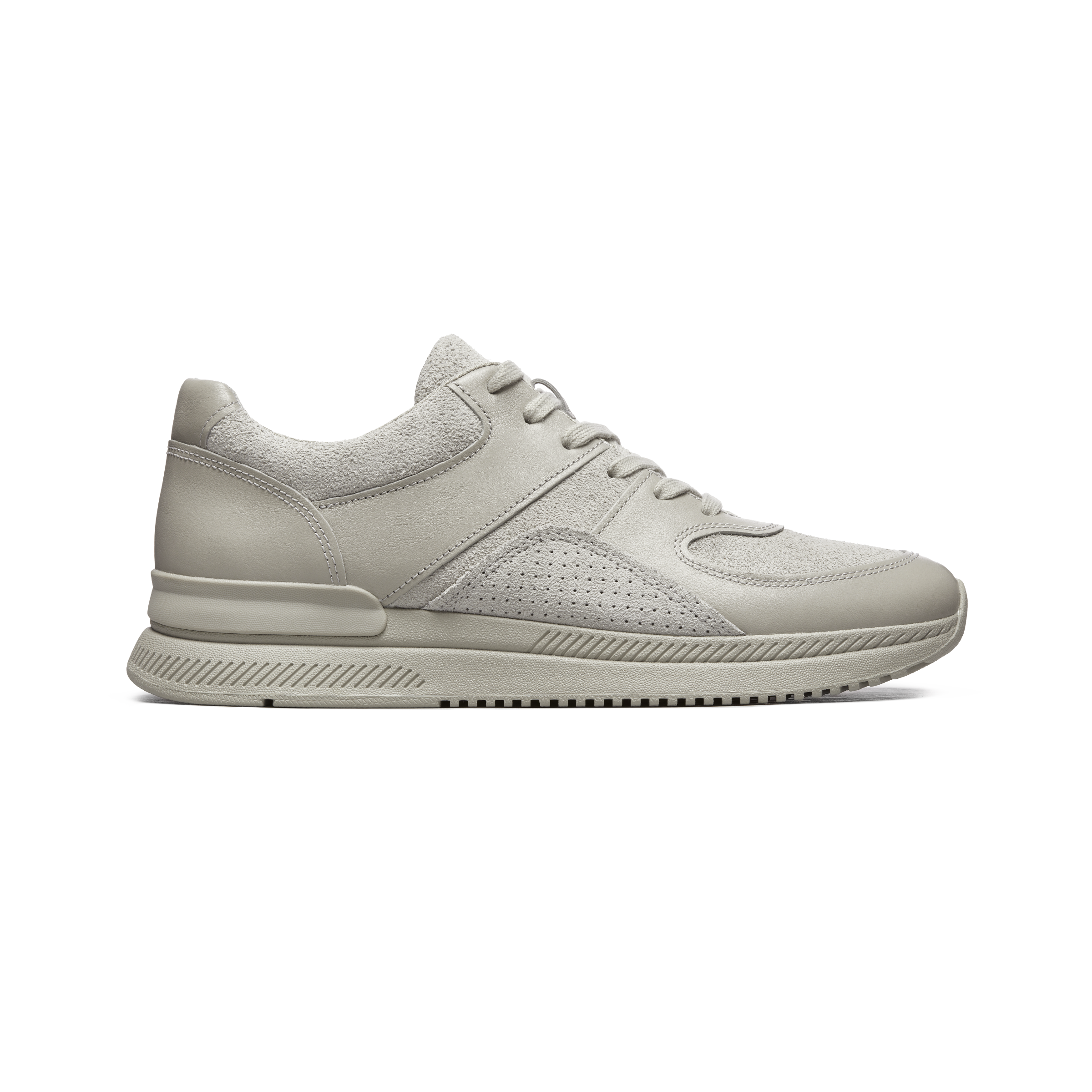 The Trainer Everlane everlane.com $98.00 SHOP NOW Sustainable fashion lovers listen up: this just-launched trainer from Everlane is the brand's lowest impact style to date, made with less waste, less energy, and 54 percent less virgin plastic.
