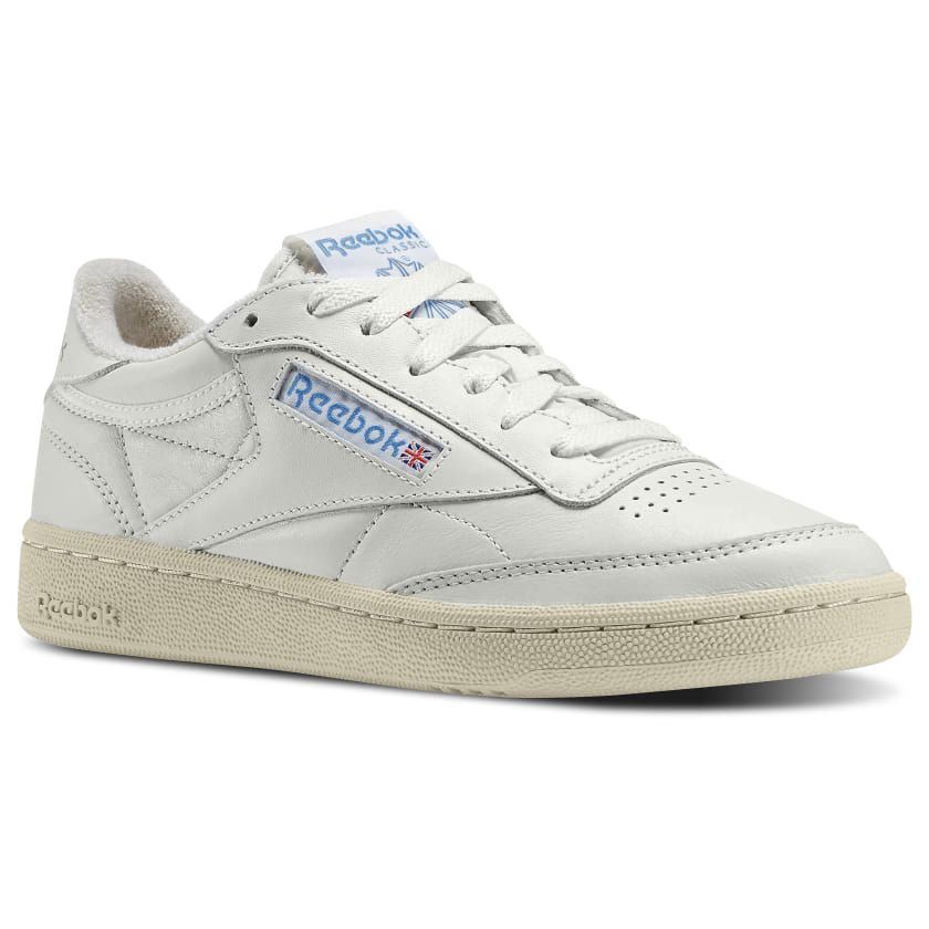 Club C 85 Vintage Reebok reebok.com $75.00 SHOP NOW Move over Dad sneakers, it's all about vintage styles starting with an old-school Reebook that's the epitome of comfy-cool.