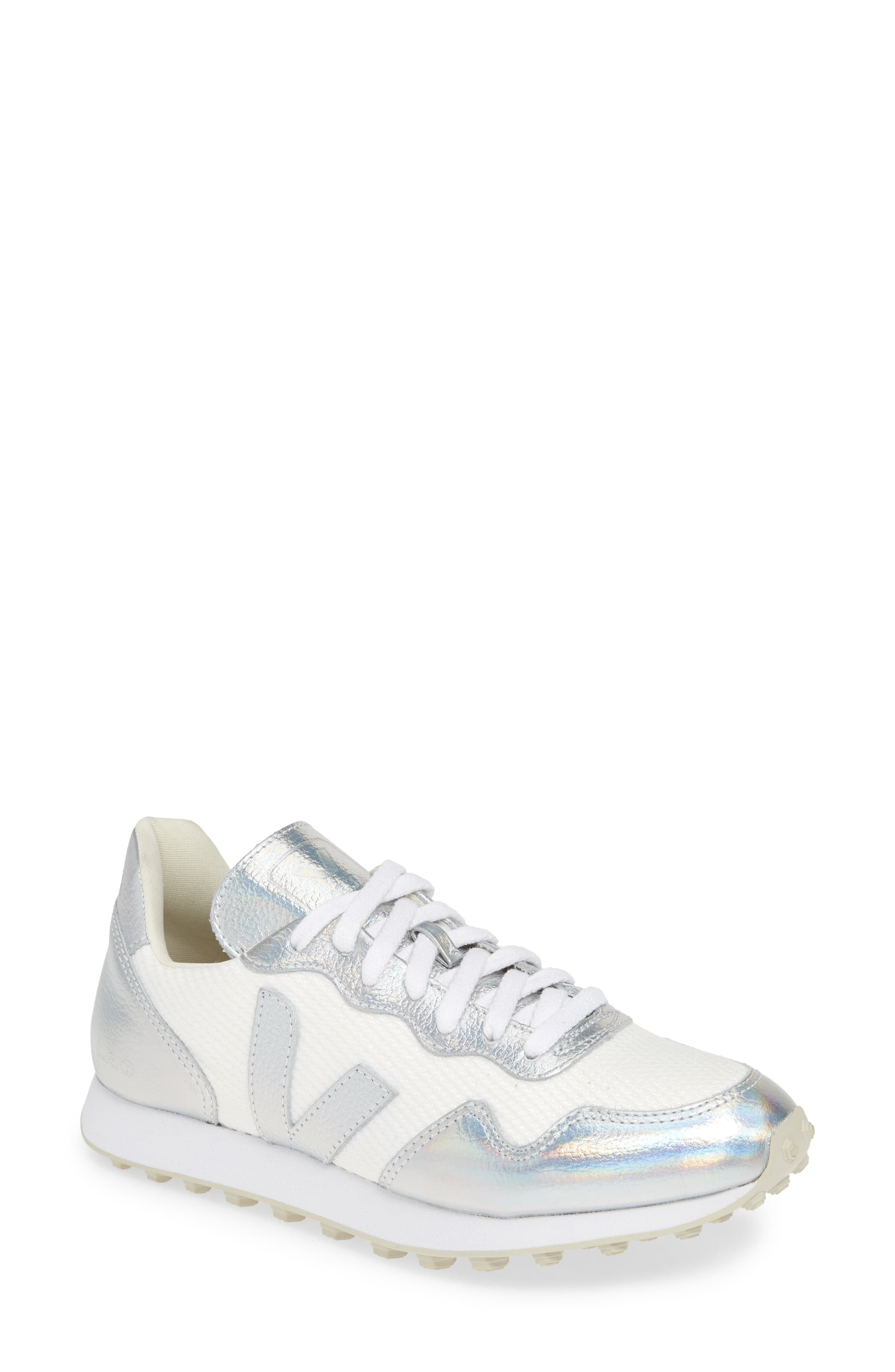 Hexa Sneaker Veja nordstrom.com $120.00 SHOP NOW Meghan Markle may have put Veja on the map, but a commitment to comfort and sustainability will keep them there.