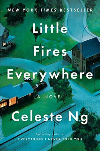 'Little Fires Everywhere' by Celeste Ng