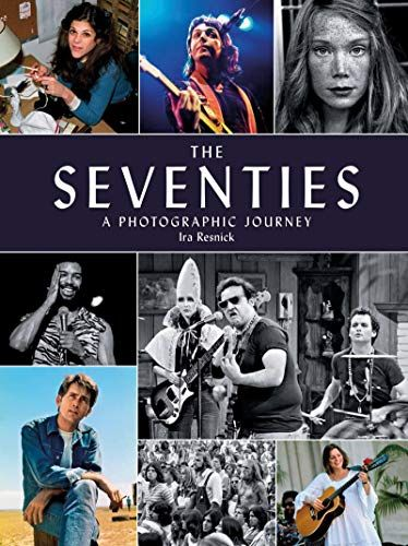 The Seventies: A Photographic Journey amazon.com $40.00 $24.55 (39% off) Buy the Book