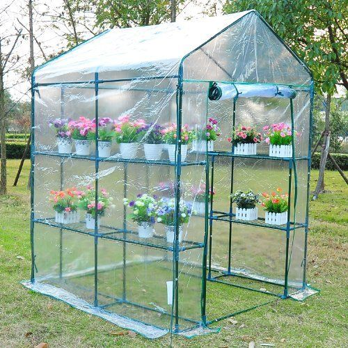30 Diy Backyard Greenhouses How To Make A Greenhouse