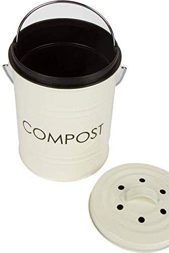 Best Kitchen Compost Bins 2020 How Do Kitchen Compost Bins Work