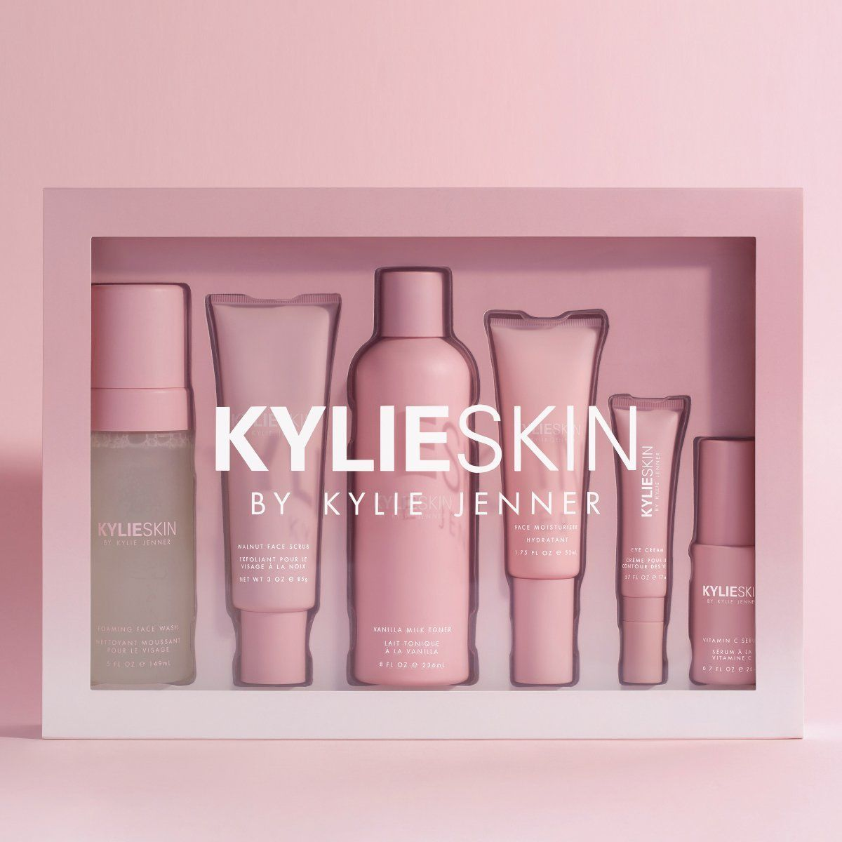 Kylie Skin Set Review Kylie Jenner Skin Care Products