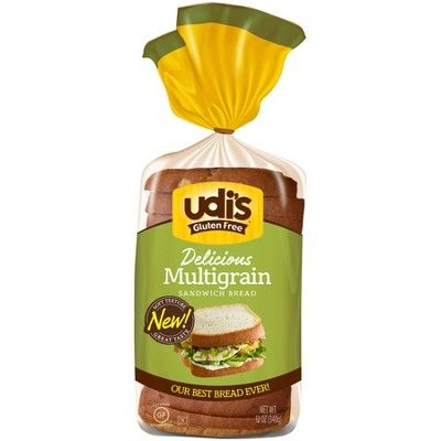 Gluten Free Whole Grain Bread