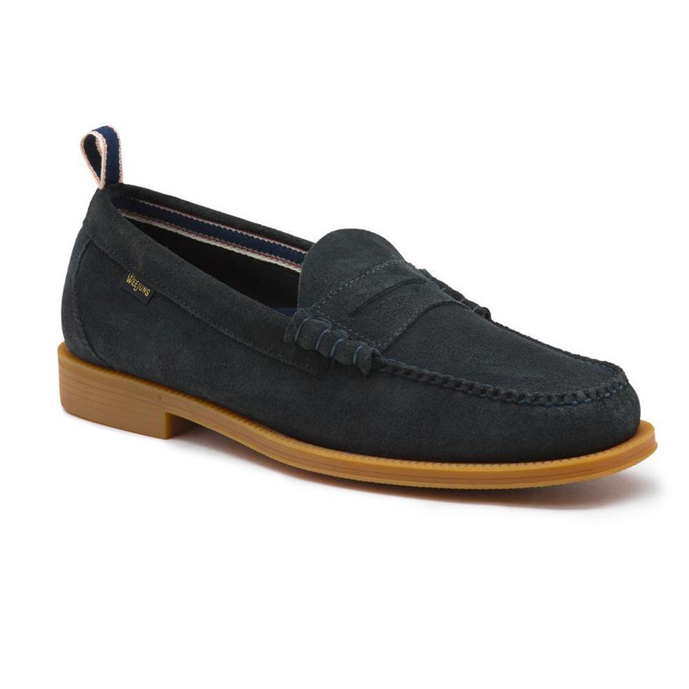 G.H. Bass & Co. Larson Easy Suede Weejuns Shoes