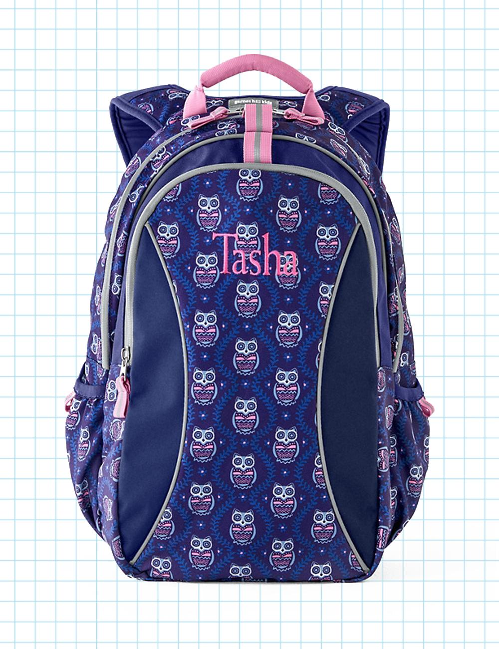 36fa1def380c Garnet Hill Eco Signature Backpack