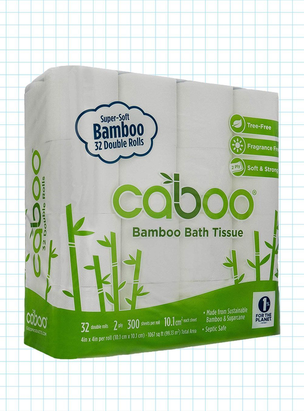 Tree-Free Bamboo Toilet Paper