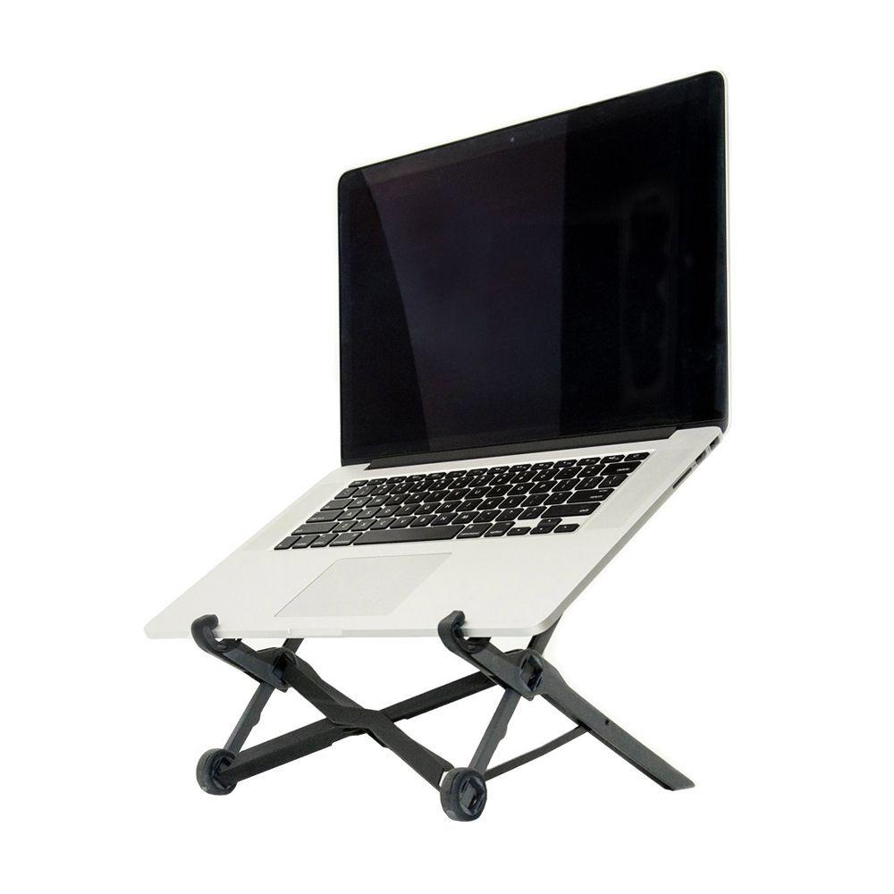 Walmeck Ergonomic Design Aluminum Alloy Laptop Stand Desk Dock Holder Bracket Cooler Cooling Pad for MacBook Pro//Air//iPad//iPhone//Notebook//Tablet//PC//Smartphone