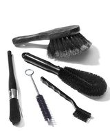 Five Piece Pro Brush Set
