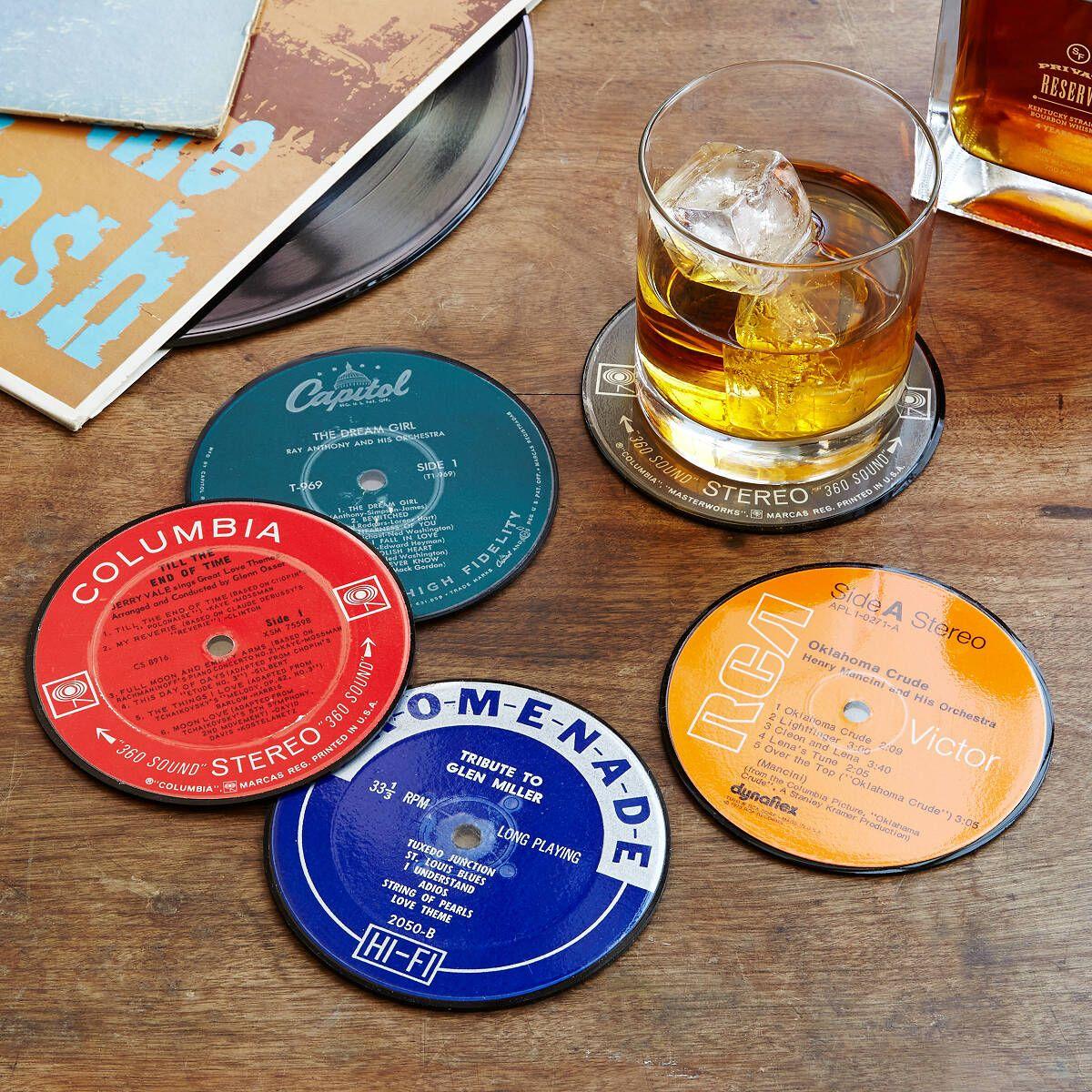 Birthday Stepdad Gifts PERSONALISED Tea Coffee Beer Drinks Coaster Step Dad