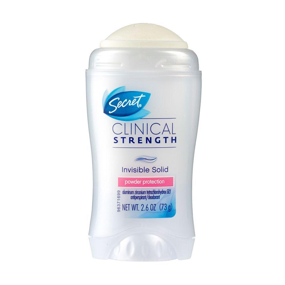 Secret Clinical Strength Antiperspirant & Deodorant for Women