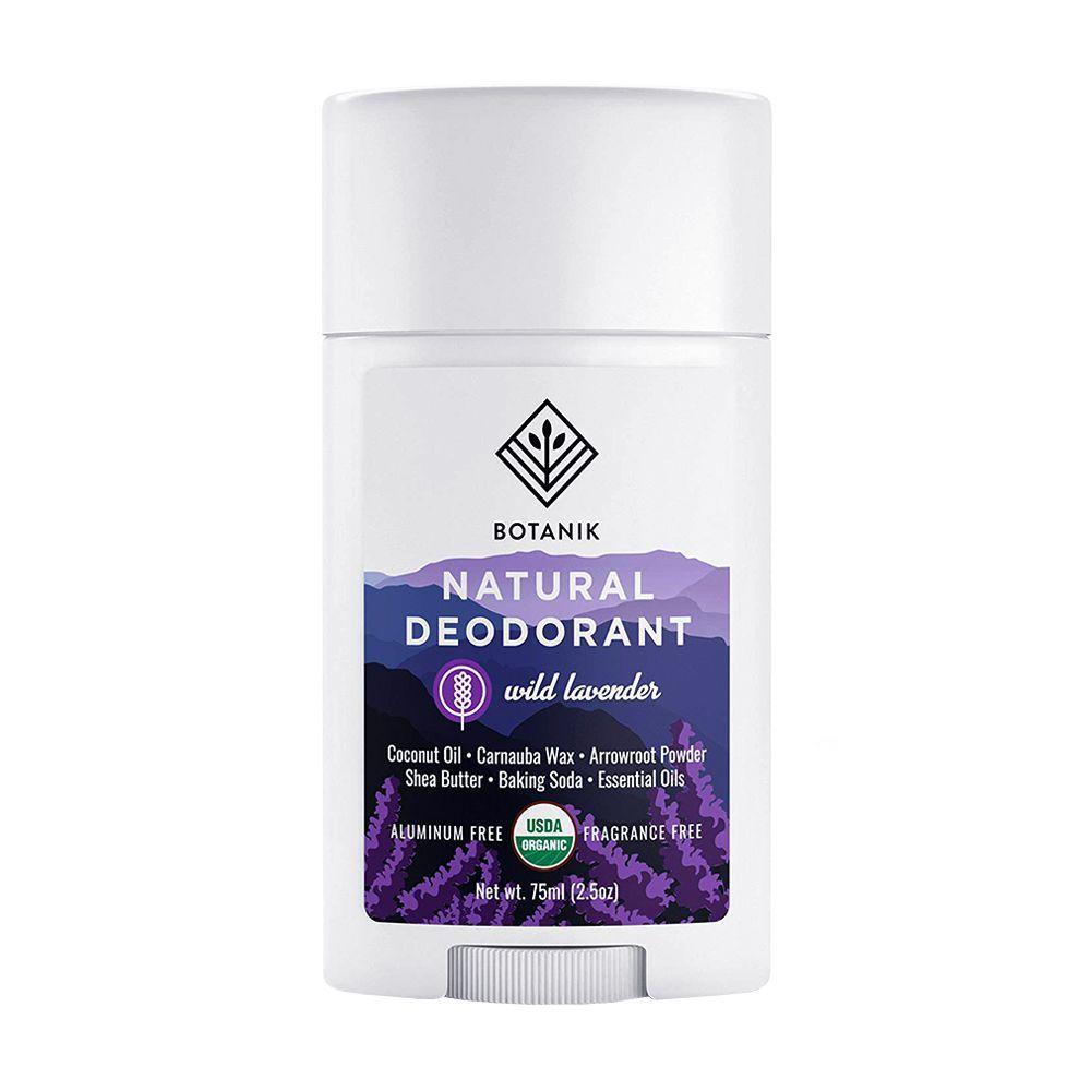 Botanik Wild Lavender Natural Deodorant for Women