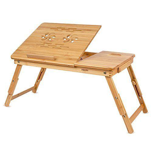 Homfa Bamboo Lap Desk
