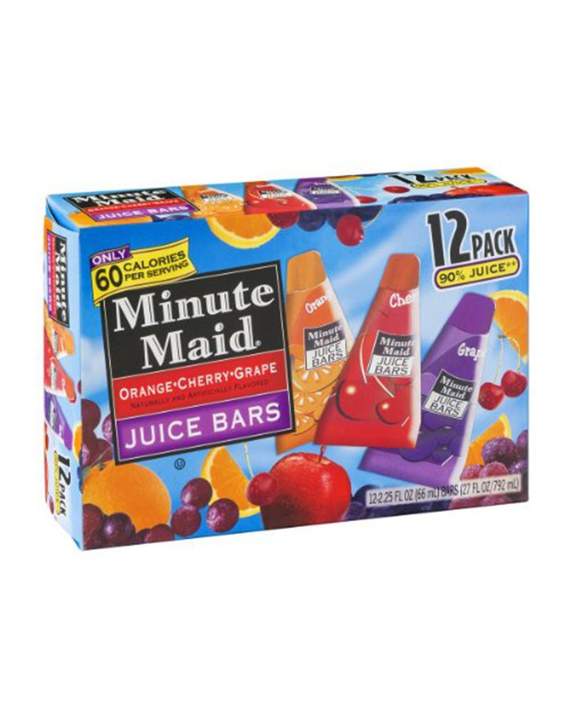 Minute Maid Juice Bars