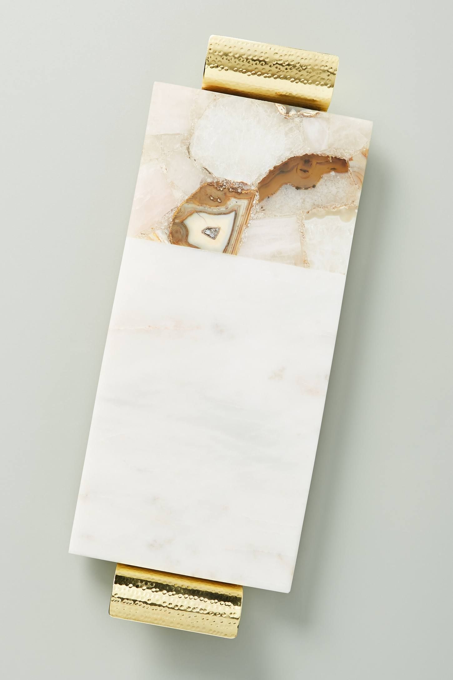 Cute Christmas Gifts For Bff.Morgan Agate Cheese Board