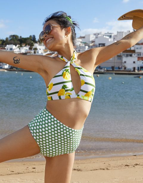 4ced0dc3ee Best High Waisted Swimsuits - High Waisted Bikinis 2019