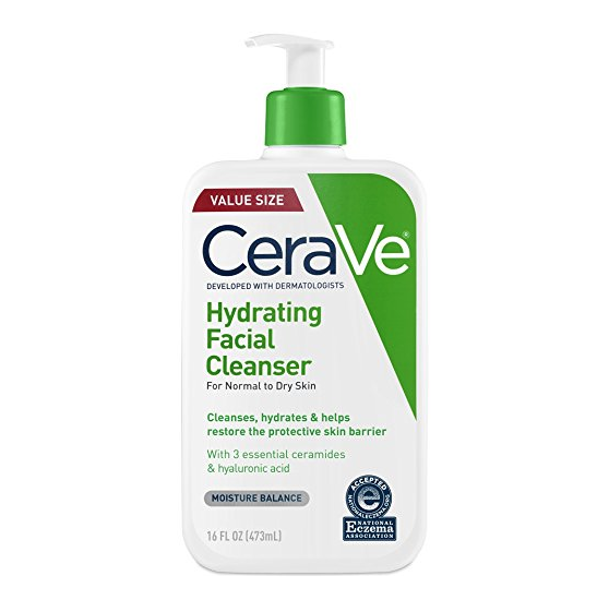 face cleanser for sensitive skin