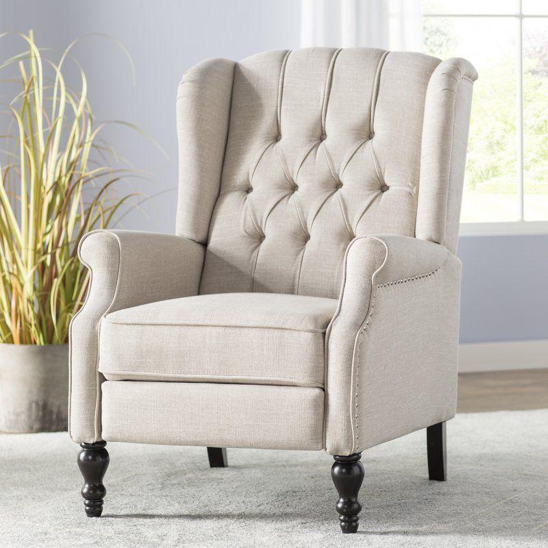 Groovy Leonie Manual Recliner Cjindustries Chair Design For Home Cjindustriesco