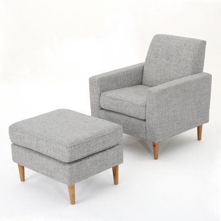 Astounding Mid Century Modern Chair And Ottoman Set Caraccident5 Cool Chair Designs And Ideas Caraccident5Info