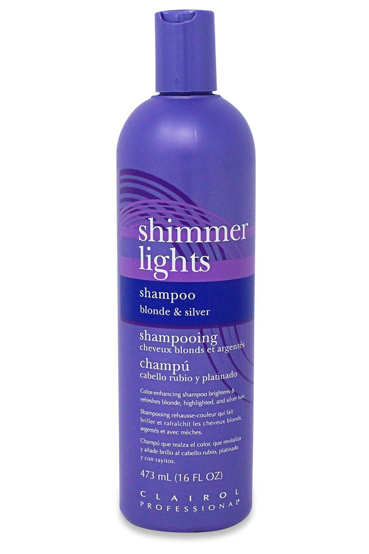 réputation fiable magasin officiel magasin officiel Shimmer Lights Purple Shampoo for Blonde and Silver Hair