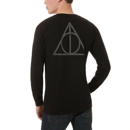 tee shirt vans harry potter