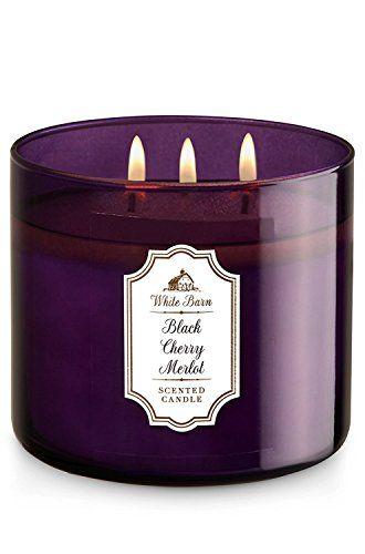 Bath and Body Works Black Cherry Merlot Candle