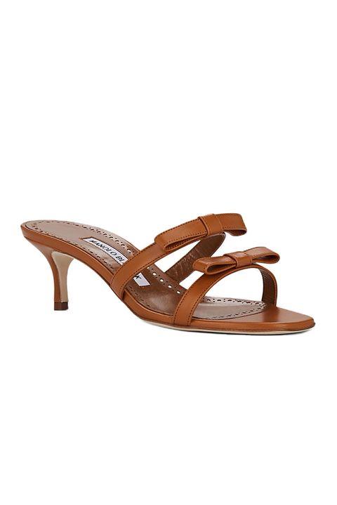 d304df180a 23 Most Comfortable High Heels - ELLE.com Editors Pick Heels You Can ...