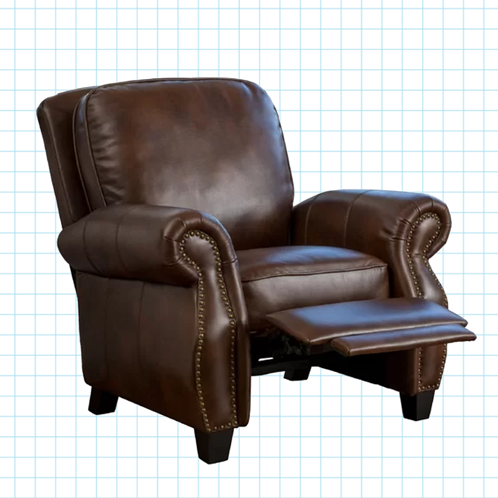 Awe Inspiring Kettering Manual Recliner Machost Co Dining Chair Design Ideas Machostcouk