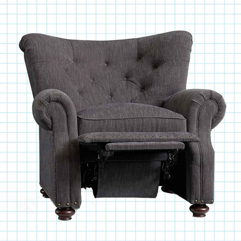 Wondrous Lansing Upholstered Recliner Frankydiablos Diy Chair Ideas Frankydiabloscom