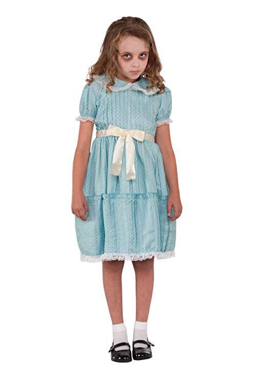 Creepy \u0027The Shining\u0027 Twin Sister Costume