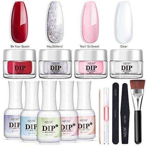 10 Best Dip Powder Nail Kits Easy Salon Manicure At Home