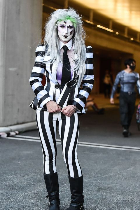 4fbce827c3e0 25 Best '80s Halloween Costume Ideas - 1980s Outfits for Adults