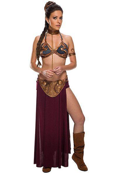 Halloween Ideas 2019 Women.Princess Leia Return Of The Jedi